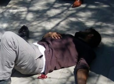 Eskişehir'de bıçaklı kavga, 1 ölü