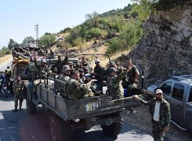 Suriye ordusu, İdlib'i üç taraftan kuşatıyor