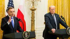 Polonya, ABD'den ülkede üs kurmasını istedi
