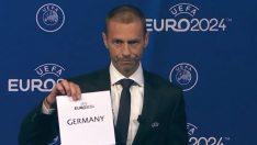 EURO 2024'ÜN EV SAHİBİ BELLİ OLDU