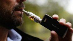 Elektronik sigaranın bir zararı daha ortaya çıktı