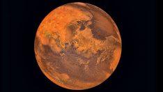 MARS YOLCUSU İLK TÜRK