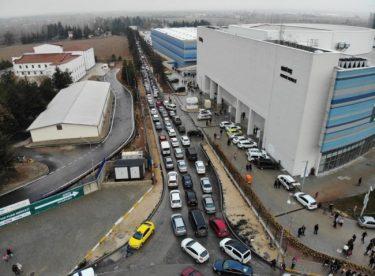 Eskişehir Tüyap Fuar Merkezi'ne Kavuşuyor