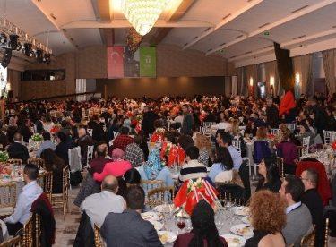 Tepebaşı Belediyesi personelinin geleneksel yeni yıl etkinliği