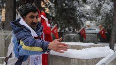 SOĞUĞA ALDIRMADI ŞEHİTLER İÇİN KIBRIS'TAN GELDİ!