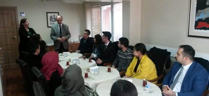 Açıköğretim Sistemi Ankara'da yaşayan başarılı öğrencileriyle buluştu