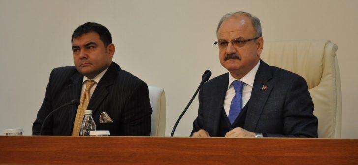 Eskişehir'de yılın ilk Koordinasyon Kurulu Toplantısı gerçekleştirildi