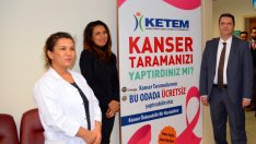Yunus Emre Devlet Hastanesi'nde 'Kanser Tarama Odası' açıldı