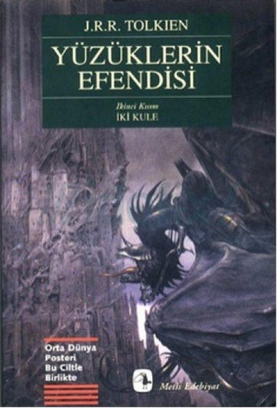 J.R.R Tolkien ve Yüzüklerin Efendisi serisi