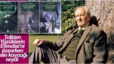 J. R. R. Tolkien ve Yüzüklerin Efendisi serisi