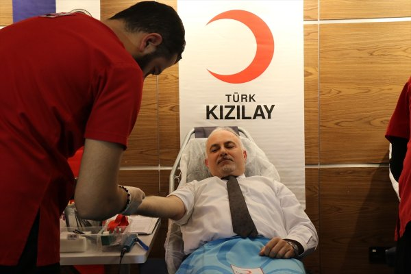 Türk Kızılayı'ndan acil kan bağışı çağrısı