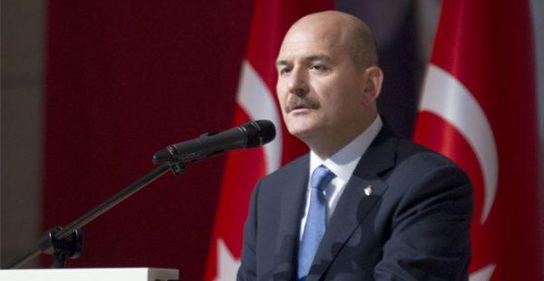 Bakan Soylu: 'Dağlarda 700 terörist kaldı'