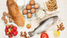 Alerji yapan besinler nelerdir?