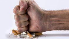 Sigarayı bırakmak için hala geç değil!