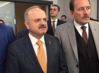 Vali Çakacak 'tan kazaya ilişkin açıklama