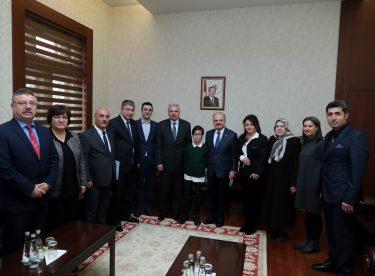 Türkiye 2'incisi öğrenci ödülünü aldı