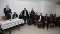 """Kazım Kurt; """"Belediyeler iyi çalıştığı için Eskişehir'de dostluk, barış iklimi var"""""""