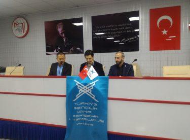 TÜGVA şubat ayı İl Divan Kurulu Toplantısı gerçekleşti