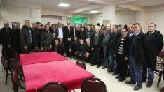 Başkan Kurt Karaörenli vatandaşlarla bir araya geldi