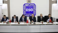 Türkiye'nin en büyük 500 firması Eskişehir'den satın alacak