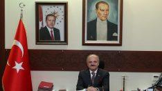 Vali Özdemir Çakacak'ın 'Yeşilay Haftası' mesajı