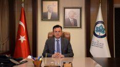Rektör Şenocak'ın Yeşilay Haftası mesajı