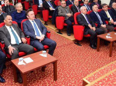 TÜLOMSAŞ'ta Lokomotifler İçin Dijital Dönüşüm Çalıştayı yapıldı