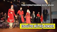 ESOGÜ'DE MÜTHİŞ KONSER