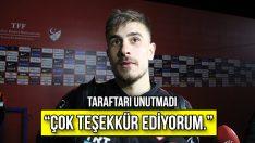 """""""ÇOK TEŞEKKÜR EDİYORUM."""""""