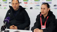 Hatayspor – Eskişehirspor maçının ardından