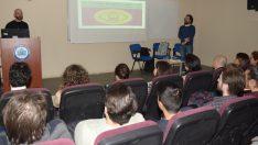 ESOGÜ'de Modüler Bir Sergileme Tasarımı semineri