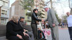 Başkan Kurt, Hamamyolu sakinleriyle bir araya geldi