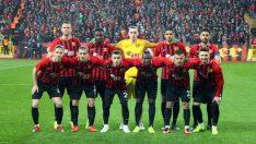 Eskişehirspor'a ikinci yarı yaramadı