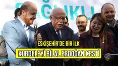 Kurdeleyi Bilal Erdoğan Kesti