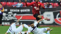 Eskişehirspor: 3 – Afyonspor: 1