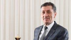Milli Eğitim Bakanı Ziya Selçuk'tan açıklama!