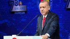 Cumhurbaşkanı Erdoğan Kurmaylarıyla biraraya geldi