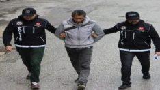 İran uyruklu şahıs tutuklandı