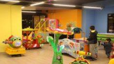Çocuklar için açılan salon Türkiye'ye yayıldı