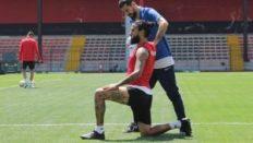 Erkan Zengin şov yapıyor. 18 gol, 21 asist