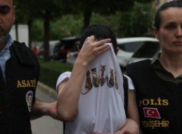 Sarar soygunu şüphelilerinden biri tutuklandı