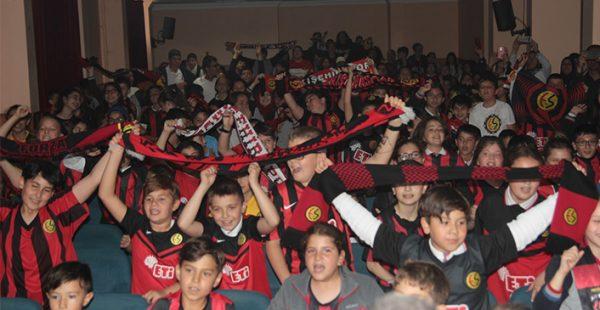 Eskişehirspor ile büyüyorlar!