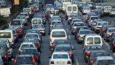 Eskişehir'de her 3 kişiden 1'inde araç mevcut