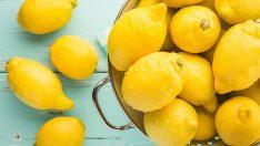 Limon, fiyatıyla da yüzleri ekşitiyor!