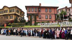 Turistler Eskişehir'e akın ediyor!