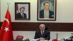 Vali Özdemir Çakacak'ın Ramazan Bayramı kutlama mesajı
