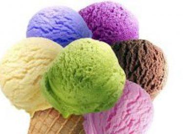 Dondurma sevenler bu haber sizin için…