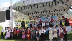 Farklı kültürler dünyanın merkezi Sivrihisar'da