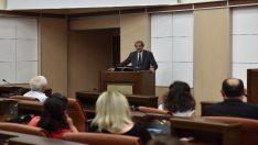 Etik Haftası nedeniyle etik semineri