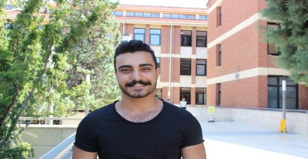 Anadolu Üniversitesi'nin düzenini ve yeşilliğini sevdiler